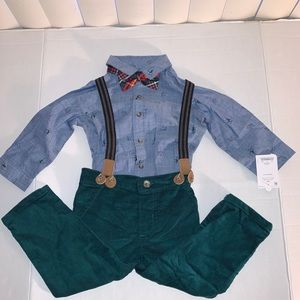 NWT JUST ONE YOU carters baby boy SIze 18 months